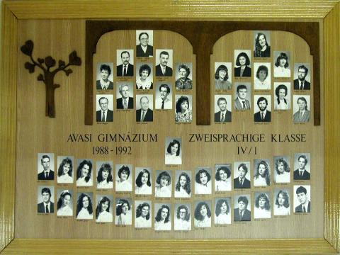 1992 Zweisprachige Klasse IV/1