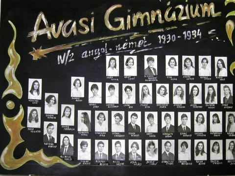 1994 IV/2 angol-német