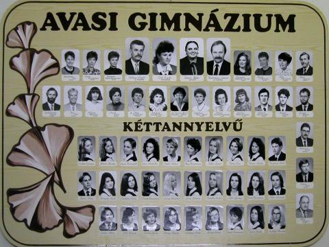 1995 IV/1 kéttannyelvű
