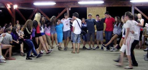 táncbamacska