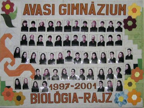 2001 12/4 biológia-rajz