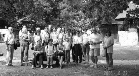 2008.08. Tanárok a Vadasparkban