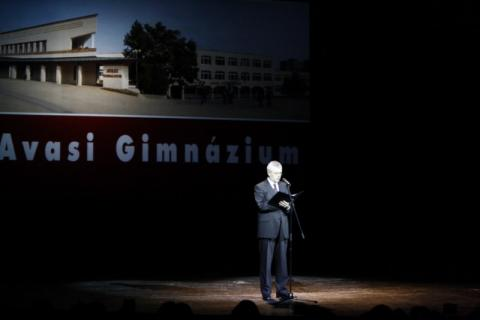 25 éves az Avasi Gimnázium, 2012. március 12.
