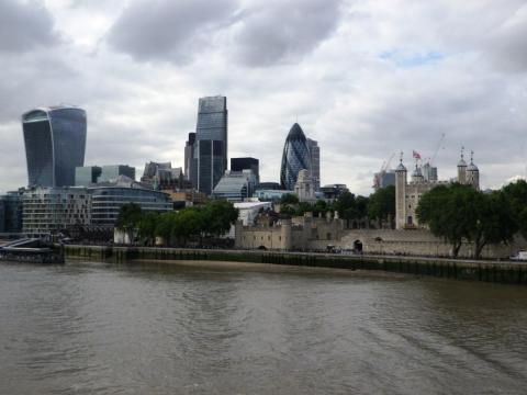 London, the City